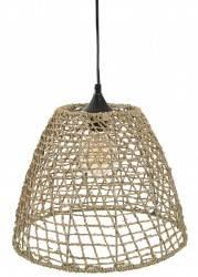 Lampa wisząca Jada trawa morska 35 cm