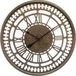 Zegar ścienny Carson 80 cm