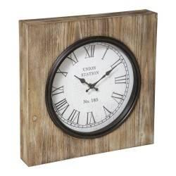 Zegar stołowy Dominic 40x40 cm