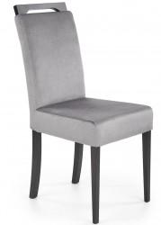 Krzesło drewniane Clarion Black popiel