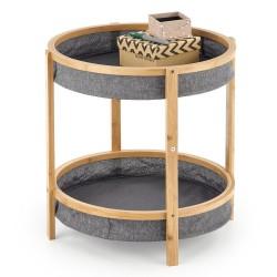 Stolik kawowy Emma Natural bambusowy