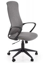 Fotel gabinetowy Fibero popielaty