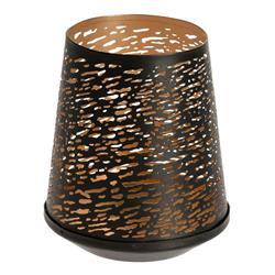 Metalowy ażurowy lampion 14 cm