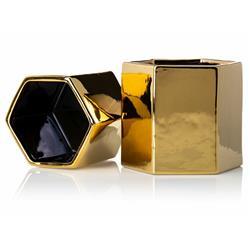 Doniczka Mia Gold 10 cm