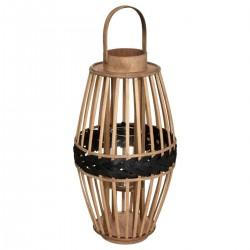 Lampion Cuba bambusowy 45 cm