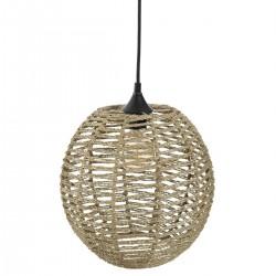 Lampa wisząca Rana trawa morska 33 cm