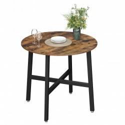 Stolik kuchenny rustykalny LOFT 80 cm