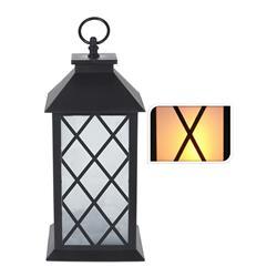 Lampion led z efektem płomienia wzór 1