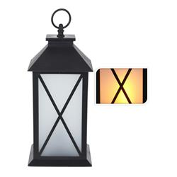 Lampion led z efektem płomienia wzór 2