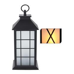 Lampion led z efektem płomienia wzór 3