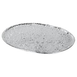 Patera srebrna Glamour 29x26 cm