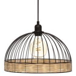 Lampa wisząca Suwa Black 35 cm