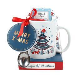 Zestaw świąteczny Kubek + herbata 300 ml