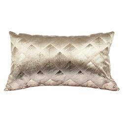 Poduszka dekoracyjna Velvet złota 50cm