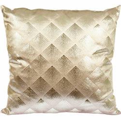 Poduszka dekoracyjna Velvet złota 45cm