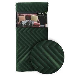 Poszewka na poduszkę zieleń wzór 2