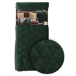 Poszewka na poduszkę zieleń wzór 3