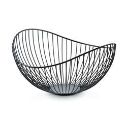 Koszyk dekoracyjny Cedric Black Wire